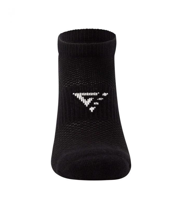 черни къси чорапи за тренировка